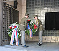 Gedenkstunde zum Maiaufstand 1945