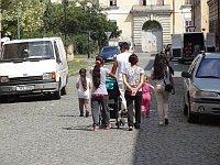 Roma in Josefov (Foto: Christian Rühmkorf)
