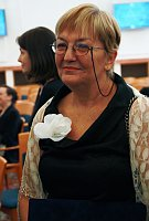 Sylva Berková, foto: Archiv ČRo 7 - Radia Praha