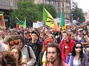 Million Marijuana March, photo: archive of Radio Prague