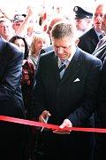 The Slovak Prime Minister Robert Fico