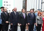 Ladislav Jakl, Přemysl Sobotka, Miloslav Vlček, Alexandr Vondra, Vlasta Parkanová, photo: Štěpánka Budková