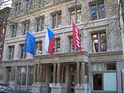Czech Centre in New York, photo: archive of ČRo 7 - Radio Prague