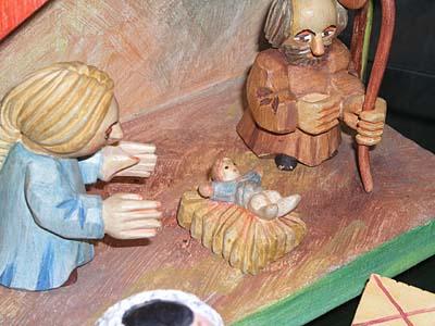 Les crèches de Noël, une tradition toujours vivante dans Approfondissement betlem9