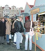 Na Staroměstském náměstí (Foto: Lenka Žižková)