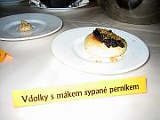 A classic pastry with poppy seeds