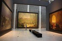 The Slav Epic at the National Gallery, photo: Štěpánka Budková
