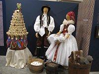 Figurinen stellen die Bewohner der Region Haná dar (Foto: Martina Schneibergová)