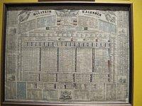 Militärkalender (Foto: Martina Schneibergová)