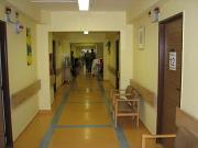 Nemocniční chodba