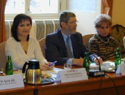 Jarmila Neumannová, Michal Hrona a Zdenka Fantlová (Foto: Jana Šustová)