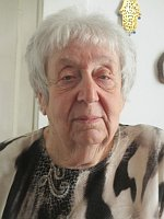 Helga Weissová-Hošková, photo: David Vaughan