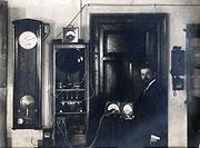 Radiodiffusion du signal horaire, 1939