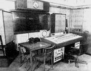 Radio Prague studio in the 1960s