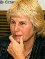 Pavla Jazairiová, photo: Photo: Archives de ČRo