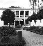 Gebäude von RFE beim Englischen Garten in München (Foto: Archiv RFE)