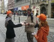 Kampaň Oranžová stužka