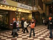 Kampaň Oranžová stužka v Praze