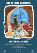 Kampaň proti sňatkům dětí