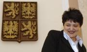 Ministryně bez portfeje Džamila Stehlíková (Foto: ČTK)