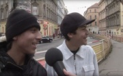 Anketa mezi Romy ve filmu Díky, že se ptáte