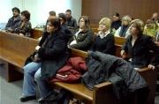 U soudu Helena Ferenčíkové (Foto: www.trialofachilddenied.org)