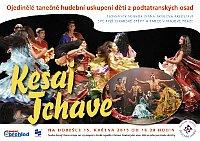 Kesaj Čhave vystoupí v divadle Dobeška 15. května 2015 od 18 hodin