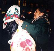 Olga Fečová (Foto: Lačhe čhave)