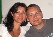 Jana Horváthová avec son marie Ladislav, photo: Archives de Jana Horváthová