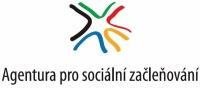 Logo Agentury pro sociální začleňování