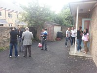 Romové ve Velké Británii (Foto: Jiří Hošek)