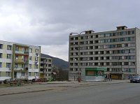 Sídliště Chanov (Foto: Gabriela Hauptvogelová)