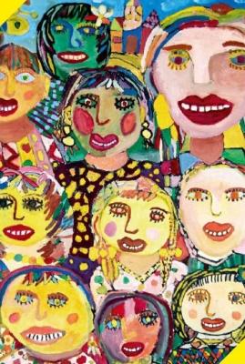 Vystava Kazdy Mame Jinou Barvu Predstavi Kresby Romskych Deti Z