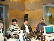 Jan Balog, Jaroslav Koky a Antonín Hauer