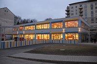 Le nouveau bâtiment pour les classes maternelles et primaires du Lycée français de Prague