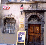 Komensky Museum in Prague