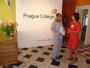 prague college ile ilgili görsel sonucu