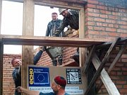 Reconstruction of school in Chechnya, photo: archive of People in Need