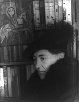 Willa Cather, photo: Carl Van Vechten