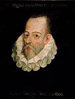Miguel Cervantes, foto: public domain