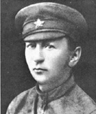 Jaroslav Hašek in the Red Army, 1920
