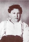 Jaroslav Hašek in 1922