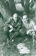 Ota Pavel und sein Bruder Hugo