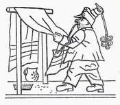 El buen soldado Schwejk, ilustración de Josef Lada
