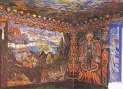 Josef Vachal's paintings