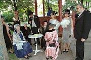 Theatre association Historia, photo: www.klubduha.cz