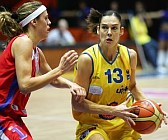 Sandra Le Dran, photo: www.uskbasketbal.cz