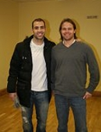 Alex Foster und Troy Milam (Foto: Lena Drummer)