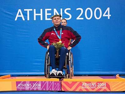 ... Budou mít tělesně postižení sportovci podmínky pro trénink