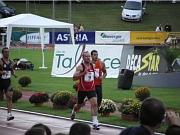 Roman Šebrle et Tomáš Dvořák: 2006 fin du 1500 m et dernière course à Talence pour Tomáš